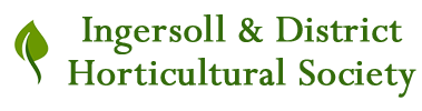 Ingersoll and District Horticultural Society